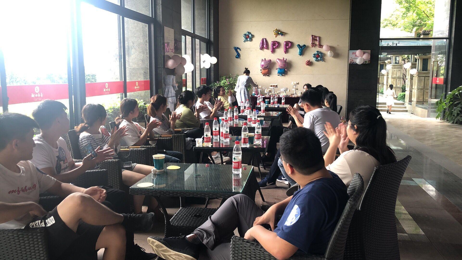 金厦集团首届青年职工联谊活动完美谢幕